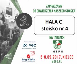 b6dc461de2 Zapraszamy na Międzynarodowy Salon Przemysłu Obronnego 2017 - Stomil ...